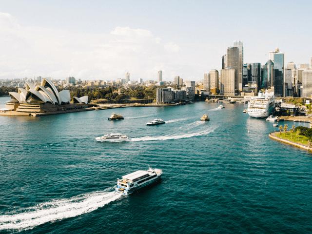 Partir en Australie en famille